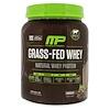 MusclePharm Natural, Сывороточный белок, полученный из молока откормленных травой коров, шоколадный, 1 фунт (455 г)