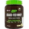 MusclePharm, Сывороточный протеин от животных, питавшихся травой, ваниль 0,93 ф. (420 г)