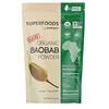 MRM, необработанный органический порошок баобаба, 240 г (8,5 унции)