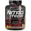 Muscletech, Nitro Tech, сывороточный изолят + смесь для роста сухой мышечной массы, вкус печенья с кремом, 1,80кг (3,97фунта)