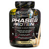 Muscletech, Серия Performance, Phase8, многофазный 8-часовой белок, со вкусом ванили, 2,09 кг (4,60 фунта)