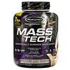 Muscletech, Mass-Tech, превосходный продукт для набора массы, печенье и сливки, 7,00 фунтов (3,18 кг)