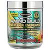 Muscletech, Amino Build Next Gen, аминокислоты нового поколения для повышения энергии, фруктовый пунш, 284г (10,03унции)