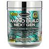 Muscletech, Amino Build Next Gen, аминокислоты нового поколения, белая малина, 283г (9,98унции)