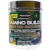 Muscletech, Amino Build Next Gen, аминокислоты нового поколения для повышения энергии, виноград сорта «Конкорд», 280г (9,86унции)