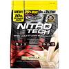Muscletech, Nitro Tech, изолят сыворотки и средство для наращивания мышечной массы, ваниль, 4,54кг (10фунтов)