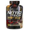 Muscletech, Nitro Tech, 100% Whey Gold, печенье с кремом, 2,51кг (5,53фунта)