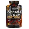Muscletech, Nitro Tech 100% Whey Gold, шоколадное арахисовое масло, 2,51кг (5,54фунта)