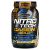 Muscletech, Nitro Tech Casein Gold, ванильный крем, 1,13кг (2,50фунта)