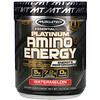 Muscletech, Platinum Amino Plus Energy, арбуз, 288 г