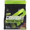 MusclePharm, Белковый порошок «Combat», со вкусом шоколадного молока, 5 фунтов (2268 г)