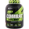 MusclePharm, Combat 100% сывороточный протеин, клубника, 80 унции (2269 г)