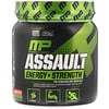 MusclePharm, Assault Energy & Strength, Strawberry Ice 12.17 oz (0.76 lbs) (345 g)