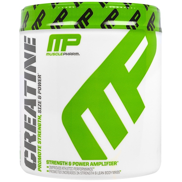 MusclePharm, Креатин, 0,661 фунта (300 г) (Discontinued Item)