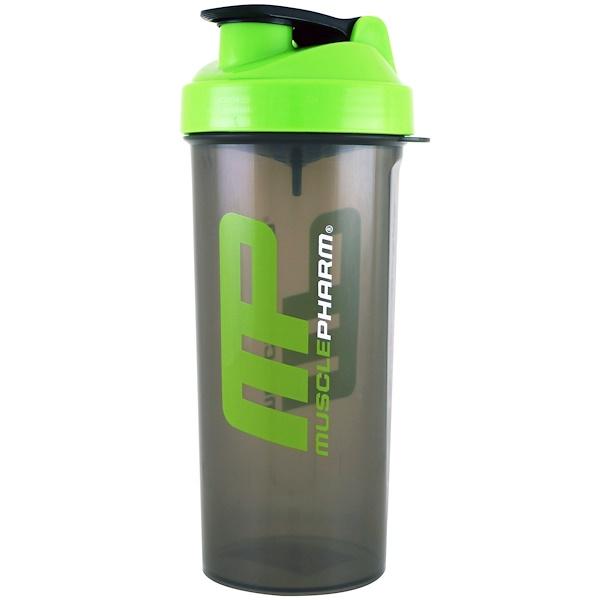 MusclePharm, Бутылка-шейкер Smartshake Lite, 33 унции (1000 мл) (Discontinued Item)