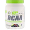 MusclePharm, Серия Essentials, аминокислоты с разветвленной цепью (BCAA), голубая малина, 450 г (0,99 фунта)