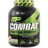 MusclePharm, Порошок Combat, повышенный период  усвоения белка, вкус печенья с кремом, 4 фунта (1814 гр)