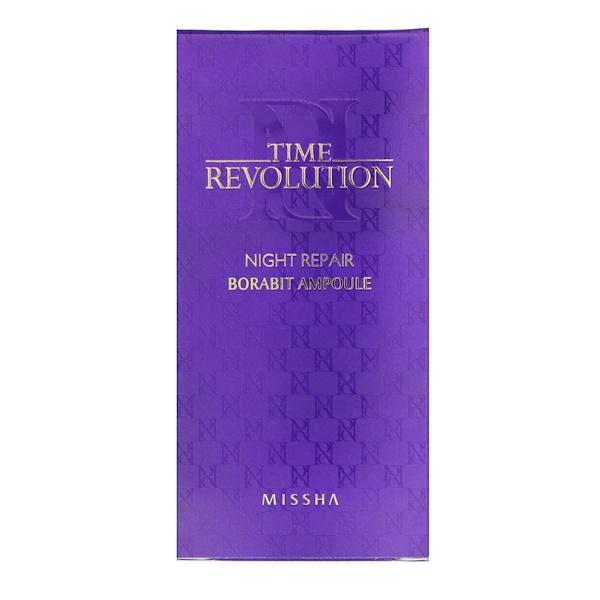 Missha, Ночное восстановительное средство Time Revolution, 50 мл (Discontinued Item)