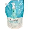 Method, Пена для мытья рук в экономичной упаковке, водопад, 828 мл (28 жидких унций)