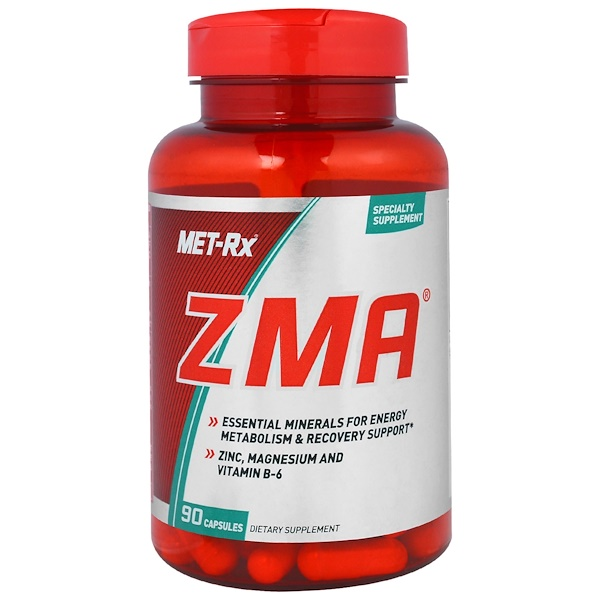 ZMA, 90 капсул