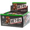 MET-Rx, Big 100, Батончик Вместо Еды, Хрустящий Яблочный Пирог, 9 батончиков, по 3,52 унции (100 г) каждый