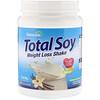 Naturade, Total Soy, коктейль для похудения, ваниль, 540г (1,2фунта)