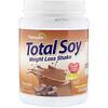 Naturade, Total Soy, коктейль для похудения, шоколад, 540г (1,2фунта)
