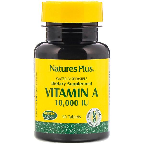 Витамин А, 10000 МЕ, 90 таблеток