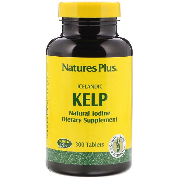 Icelandic Kelp, 300 таблеток