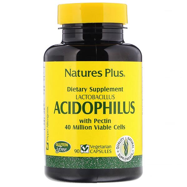 Лактобактерии Ацидофилус, 90 Капсул
