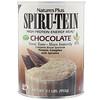 Nature's Plus, Spiru-Tein, энергетическая еда с высоким содержанием белка, шоколадный вкус, 2.1 фунтов (952 г)