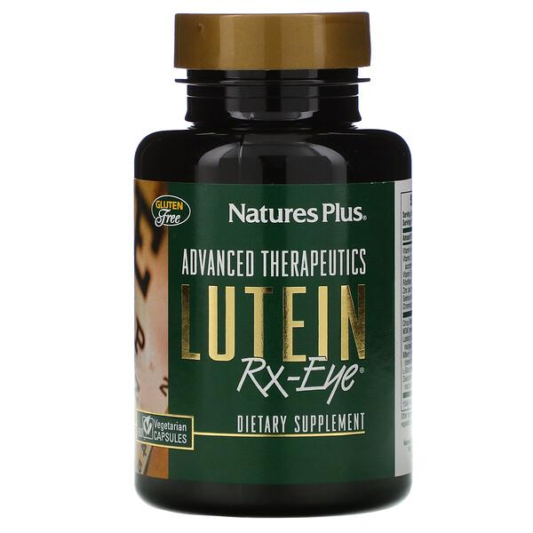 Advanced Therapeutics, Лютеин для Зрения, 60 растительных капсул