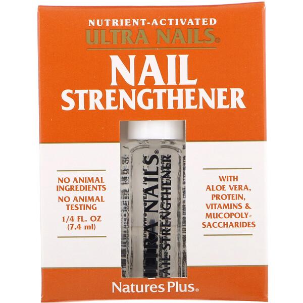 Ultra Nails, средство для укрепления ногтей, 7,4 мл