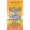 Натурес Плюс, Source of Life, Animal Parade, пастилки Kid Zinc, вкус натурального мандарина, 90 животных