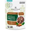 Navitas Organics, Органическая энергетическая закуска, кофе и какао, 8 унц. (227 г)