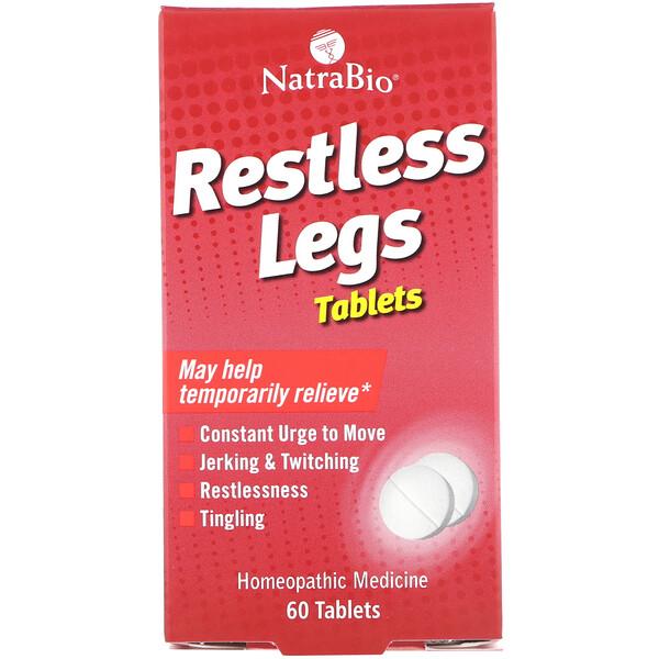 От синдрома беспокойных ног, 60 таблеток