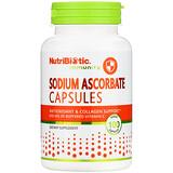 NutriBiotic, Immunity, Sodium Ascorbate, 250 Vegan Capsules - iHerb