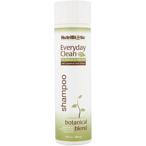 Everyday Clean, шампунь, смесь растительных ингредиентов, 296мл (10жидк.унций)