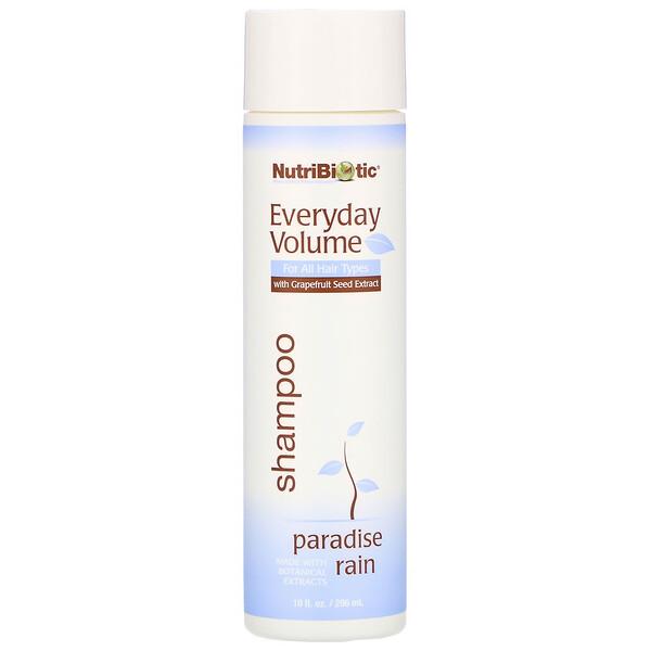 Everyday Volume Shampoo, Paradise Rain, 10 fl oz (296 ml)