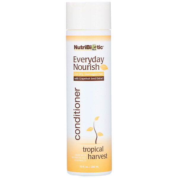 Everyday Nourish Conditioner, Tropical Harvest, 10 fl oz (296 ml)