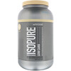 Isopure, Низкоуглеводный протеиновый порошок, жареный кокос, 1,36кг (3фунта)