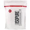 Isopure, Низкоуглеводный протеиновый порошок, клубника, 454г