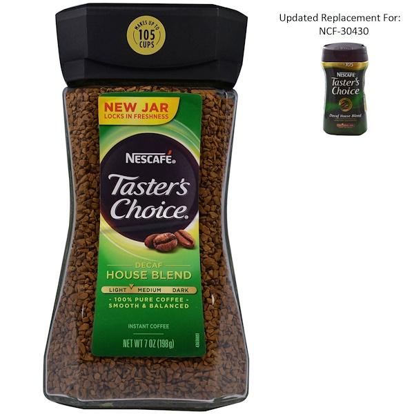 Выбор дегустатора , растворимый кофе, фирменная смесь, 7 унций (198 г)