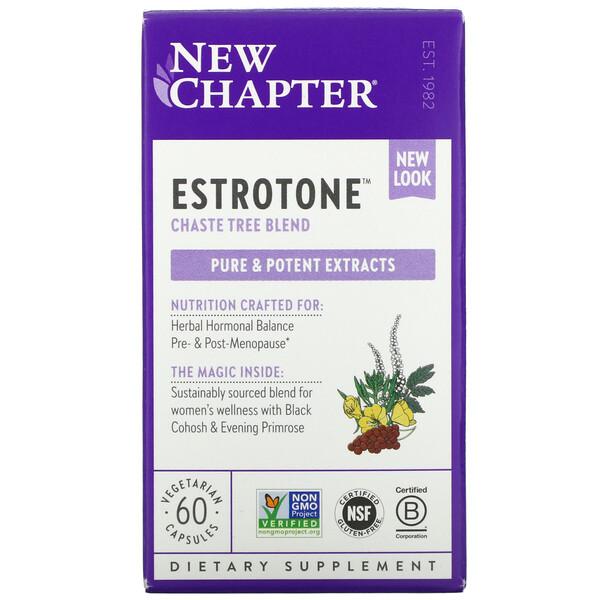 Эстротон, 60 вегетарианских капсул