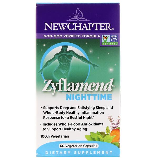 Zyflamend Nighttime, 60 Vegetarian Capsules