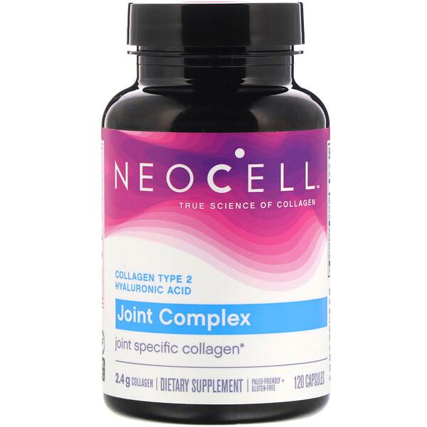 Neocell, Комплекс для суставов с коллагеном типа2, 120капсул