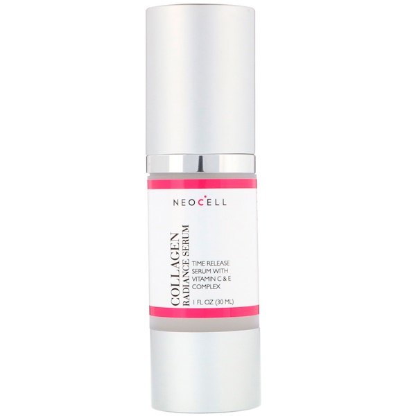 Neocell, Collagen Radiance Serum, 1 жидкая унция (30 мл) (Discontinued Item)