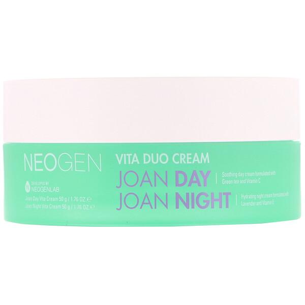 Vita Duo Cream, Joan Day & Joan Night, 3.52 oz (100 g)