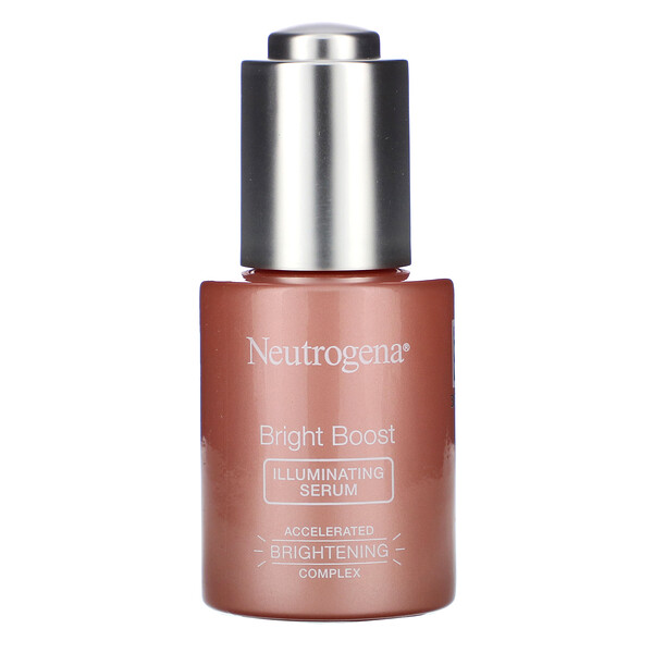 Neutrogena,  Bright Boost, Illuminating Serum, 1.0 fl oz (30 ml)