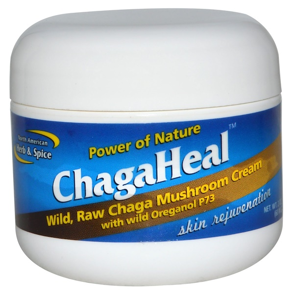 North American Herb & Spice, ChagaHeal, 2 oz (60 ml) (Discontinued Item)